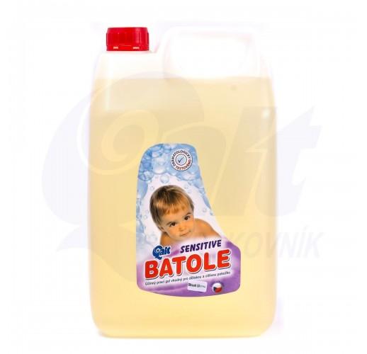BATOLE Sensitive prací gel 5 L